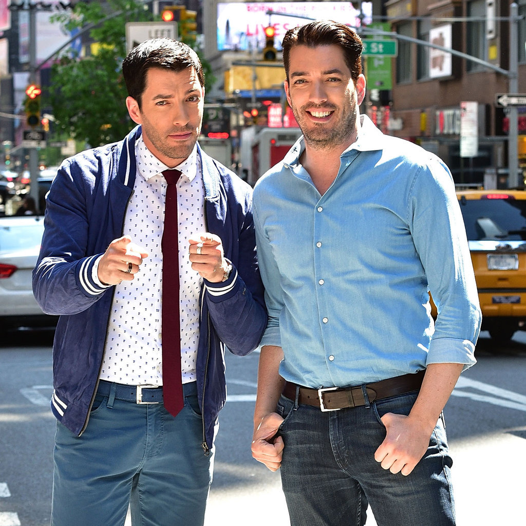Funny video clips of the property brothers popsugar home Who are the property brothers