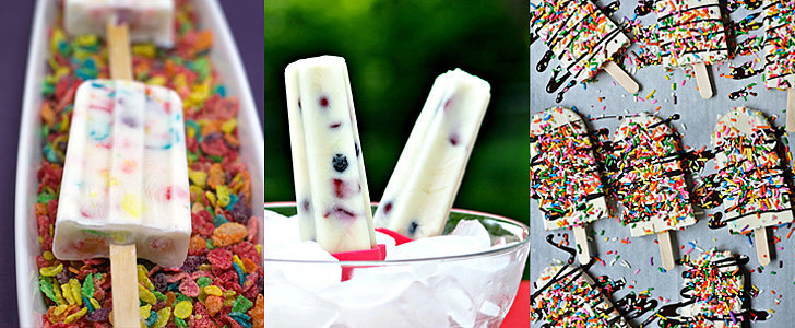 14 Yogurt Popsicle Recipes That Will Have Your Kids Running to the Freezer