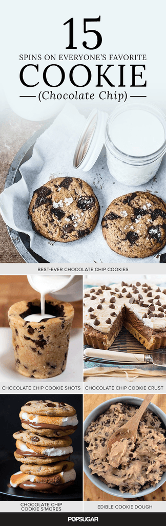 15 Treats That Celebrate Chocolate Chip Cookies