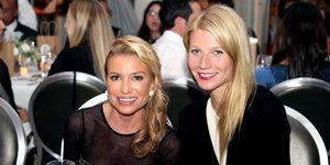 Gwyneth Paltrow And Tracy Anderson Set To Release Food Line, Selling Juices And ... Frosting Shots?