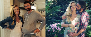 Leah Jenner's Baby Bump Has Nothing on Brandon's Tummy!