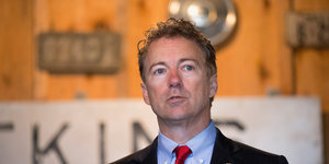 Rand Paul: ISIS 'Exists And Grows Stronger' Because Of GOP Hawks