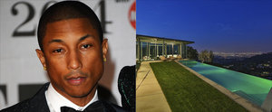 Inside Pharrell Williams's Sleek and Modern $7.1 Million Home