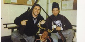 Court Releases Photo Of Chicago Cops Posing With Black Suspect Like A Hunting Trophy