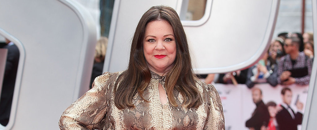 Melissa McCarthy Is Tired of the Plus-Size Shopping Experience