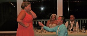 Is Proposing During Someone Else's Wedding a D*ck Move?