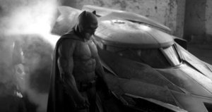 Watch Batman Ride on Top of the Joker's Car in 'Suicide Squad' Leaked Footage