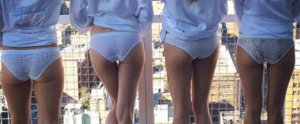 Is This the End of the Thong as We Know It?