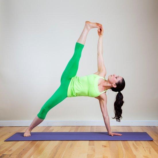 Yoga Poses to Tone Upper Body