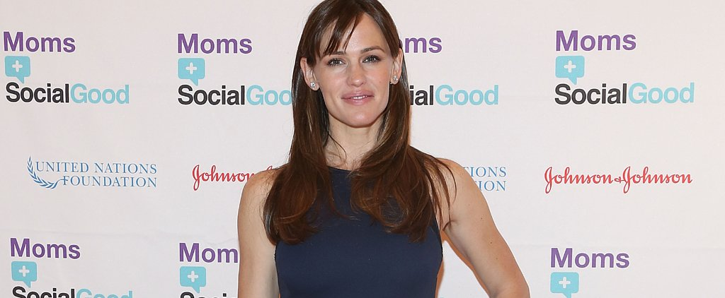 "Jennifer Garner Treats Her Kids ""Like Real Kids"""