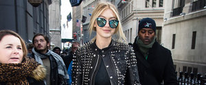 21 Reasons Gigi Hadid Is a Rock Star Off the Runway Too