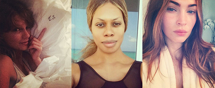 Laverne Cox Is the Latest Celebrity to Go Makeup Free on Instagram