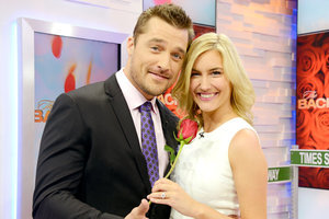 "Chris Soules & Whitney Bischoff Announce Breakup Just 2 Months After ""The Bachelor"" Finale"