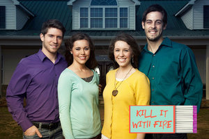 Kill It With Fire: TLC Is Considering A Duggar Spin-Off About Daughters Jill And Jessa