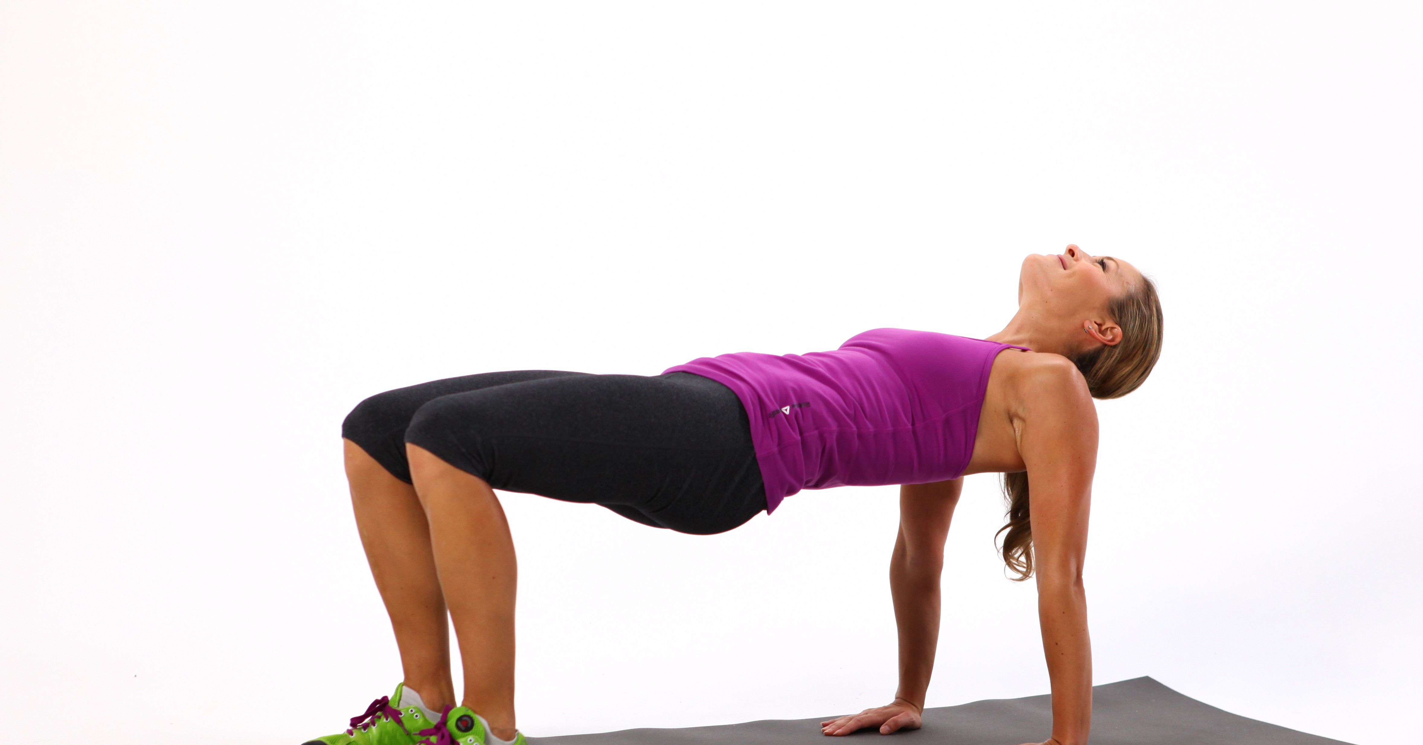 Upper Body and Lower Body: Tabletop Lift | Your Body's ...
