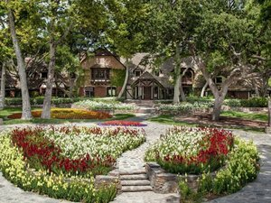 Michael Jackson's Unbelievable Wine Country Compound Can Be Yours