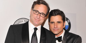 John Stamos Confirms Bob Saget Is Joining The 'Full House' Reboot