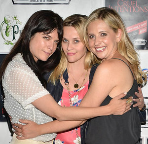 Reese Witherspoon, Sarah Michelle Gellar, and Selma Blair reunite for Cruel Intentions musical