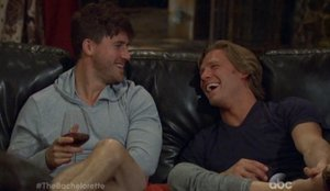 Further Proof All 'The Bachelorette' Contestants Are Looking For Fame? Two Guys Hooked Up!
