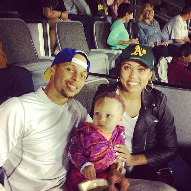 Celebrity & Entertainment   64 Times Steph Curry's ...