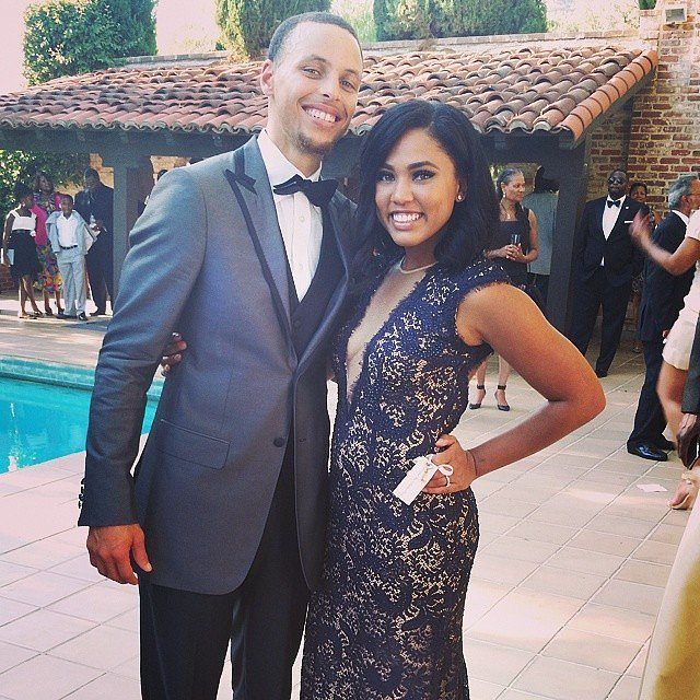 Celebrity & Entertainment   Stephen and Ayesha Curry Are ...