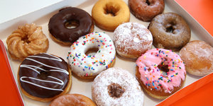 Get A Free Donut At Dunkin' Donuts On Friday, June 5
