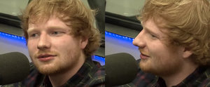 Ed Sheeran Did Not See This Question About Taylor Swift Coming