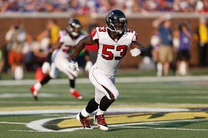 FROM SI: Ex-Falcons Player Prince Shembo Accused of Killing Girlfriend's Dog