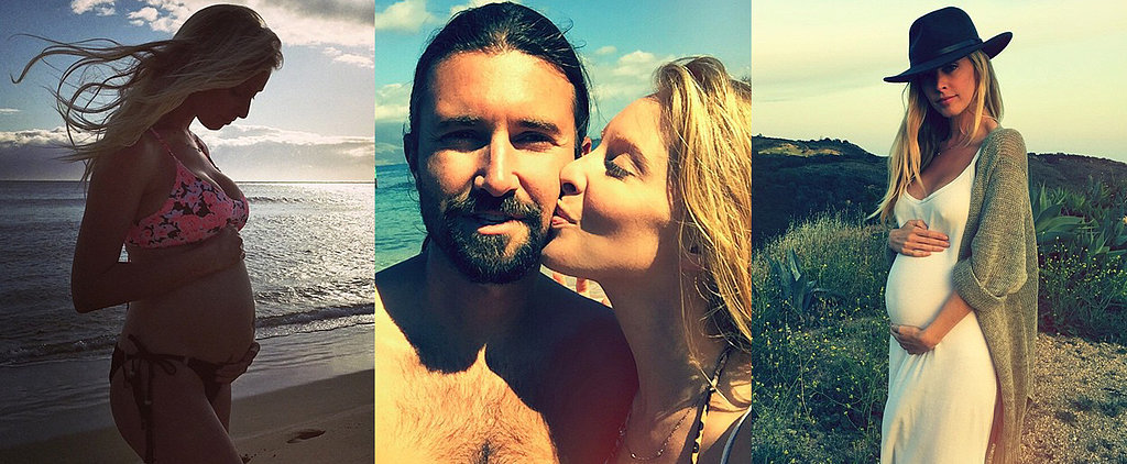 Leah Jenner Is Having a Sexy and Sweet Pregnancy — See Her Instagrams!