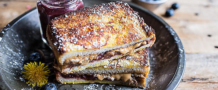 PB&J and French Toast Combine For an Unreal Breakfast