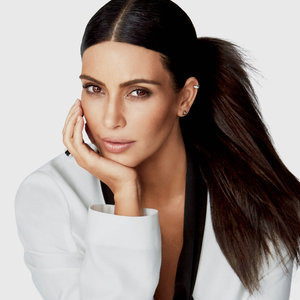 Kim Kardashian Pregnancy Interview Glamour July 2015