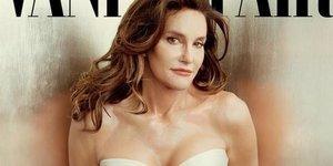 Caitlyn Jenner, Formerly Bruce Jenner, Makes Her Debut On The Cover Of Vanity Fair