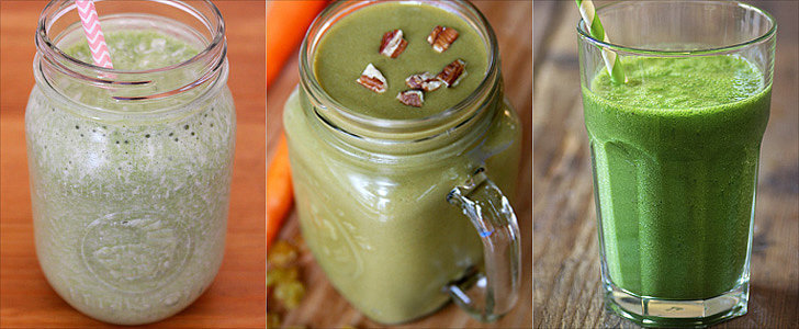 26 Waist-Friendly Green Juice and Smoothie Recipes