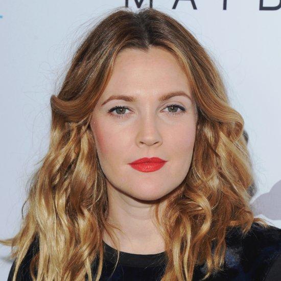 Here's Proof That Drew Barrymore Is a True Beauty Junkie