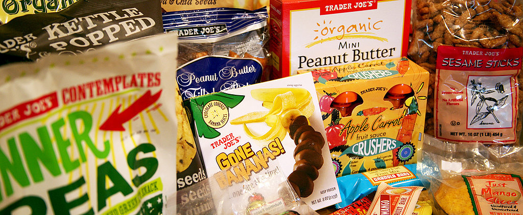 Trader Joe's Best Low-Calorie Snacks