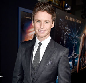 Eddie Redmayne Officially Starring in Harry Potter Movie Fantastic Beasts