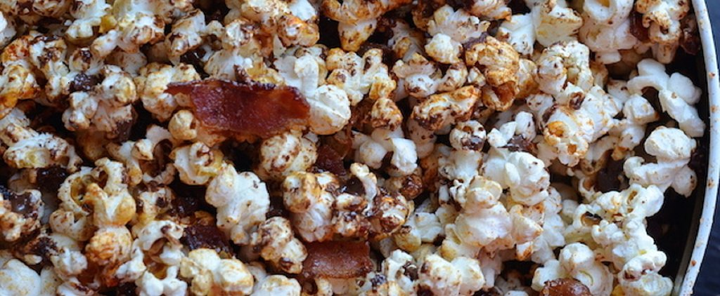 Bacon, Chocolate, and Popcorn — Oh My!