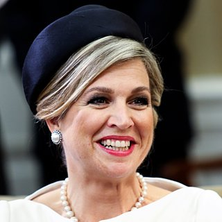 Queen Máxima of The Netherlands Visits US