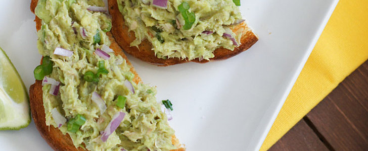 Tuna Avocado Tostadas Good Enough For Breakfast, Lunch, and Dinner