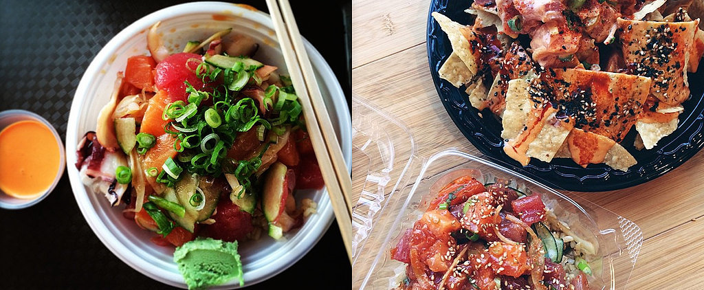 Burrito Bowls Don't Have Anything on the Latest Trend, the Poke Bowl