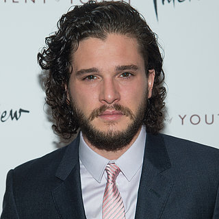 Kit Harington Brings His Sexy Smoulder to the Red Carpet