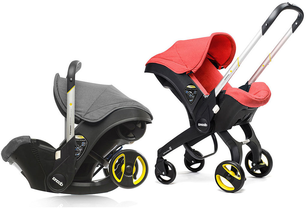 Doona Car Seat Stroller Review Popsugar Moms