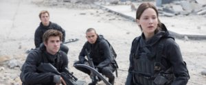 Your First Look at Mockingjay: It's War