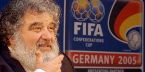 Ex-FIFA Official Chuck Blazer Admits To Bribes Related To South Africa's 2010 World Cup