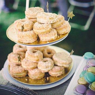 Doughnuts as a Wedding Cake Alternative