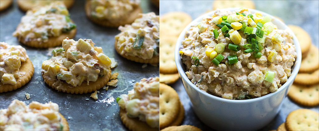 This Cheesy Corn and Chipotle Dip Is the Perfect Last-Minute Party Appetizer