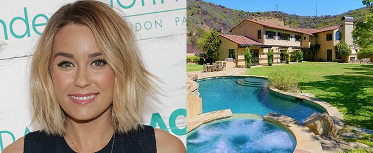 Lauren Conrad's New $6M Mansion Has an Epic Waterslide