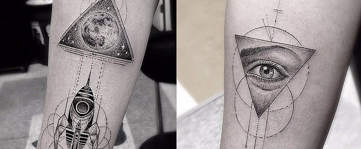 The 1 Tattoo Trend That's Taking Over Social Media