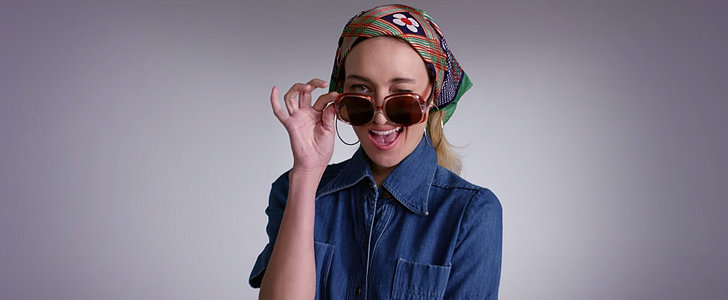 Watch 1 Woman Wear 100 Years of Fashion Trends in 2 Minutes