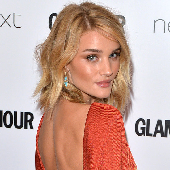 Celebrities at the Glamour Women of the Year Awards 2015